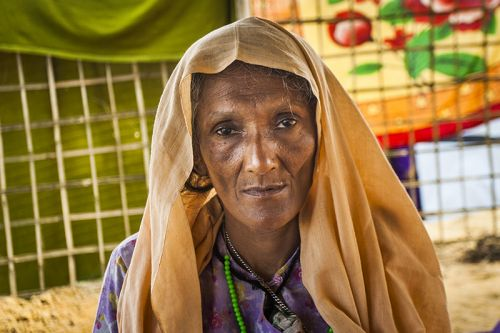 Driven From Home: Portraits Of 5 Rohingya Women Living In Refugee Camps