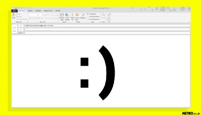 Using smiley faces in your emails makes your colleagues think you're an idiot, says new research