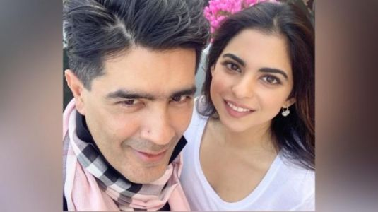 Isha Ambani wedding: Manish Malhotra pop-up store for guests at Udaipur venue
