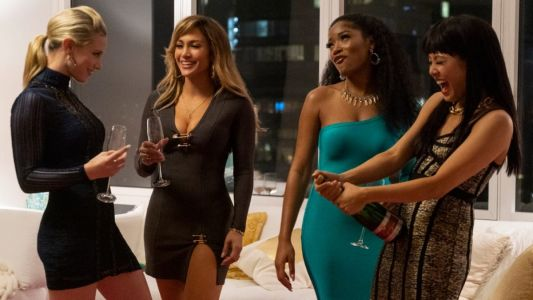 The 'Hustlers' Costumes Pay Homage to 2000s-Era Britney Spears, Paris Hilton and, of Course, J. Lo