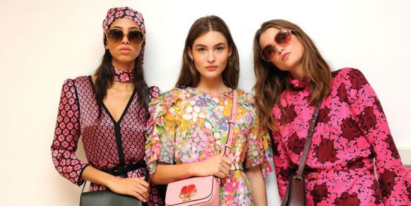 'Unlock Your Heart': Kate Spade lets us into the Spring 2019 collection at Central World