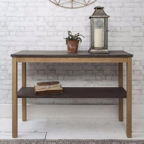 50 Luxury Concrete top Console Table Graphics