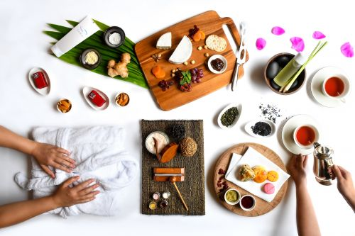 Grand Hyatt Singapore's Spa Afternoon Tea is the acme of midday indulgence
