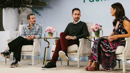 How Marc Jacobs and Instagram CEO Kevin Systrom Built Their Companies on Optimism