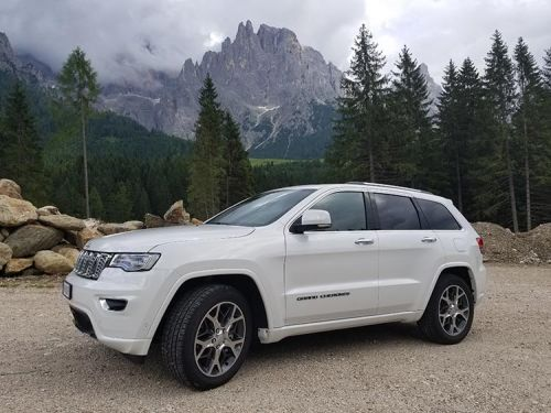 Camp Jeep Italy - Offroad Fun With Cherokee & Wrangler