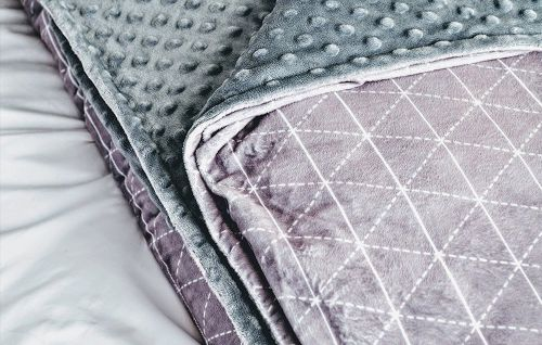 Having Trouble Sleeping? This Blanket Will Help You Get Through the Night