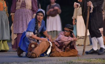 Outdoor musical 'Trumpet in the Land' retells tragic event in Ohio's history; show in its 48th season