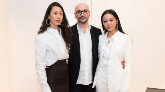 Gallery: Lane Crawford's 'A celebratory evening with Theory' event
