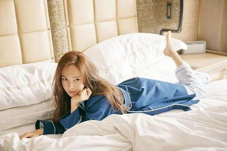 The Landmark Mandarin Oriental and Jessica Jung Blanc & Eclare Loungewear