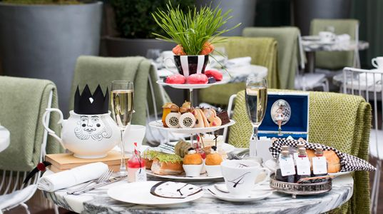 6 Top Afternoon Teas In London