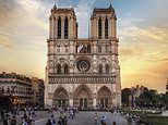 Paris considers banning cars from its historic centre - including around the Louvre and Notre Dame