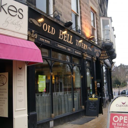 The Old Bell, Harrogate, N Yorks, pub review