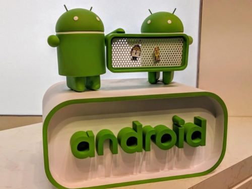 Android's Data - Five Safety Tips