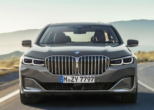 The 2020 BMW 7 Series grille is luxury sedan's modern style statement