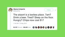 45 Tweets About The Hell That Is The Airport