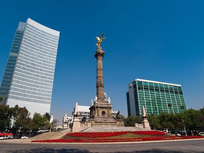 Travel Between Houston and Mexico City Just Got Easier
