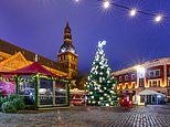 The cheapest destinations for a Christmas market break - and it's Riga that is best value