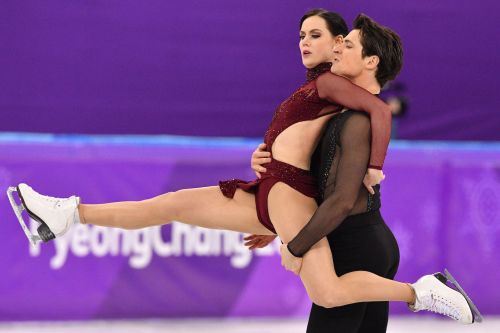 The Hottest Photos Of Tessa And Scott. Ever