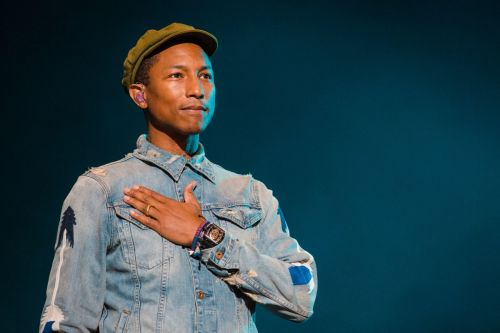 Pharrell Answers Beauty World's Prayers, Announces Skin-Care Line