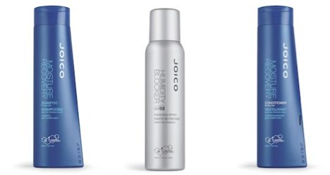 Weathering The Winter With Joico