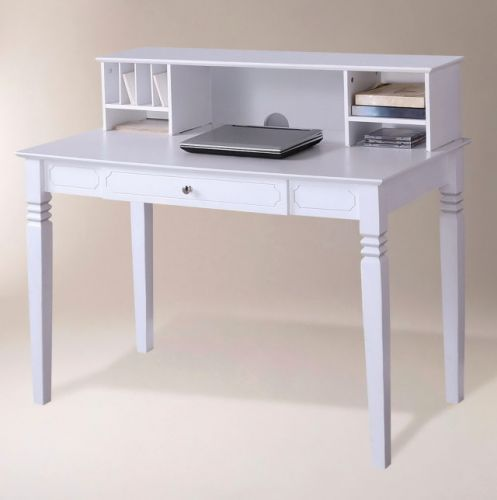 30 Fresh White Writing Desk with Hutch Pics