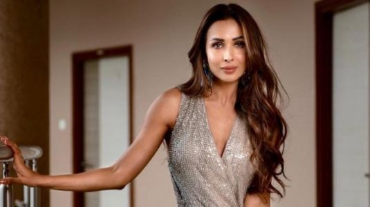 Malaika Arora dazzles like a diva in sultry silver dress. See pics