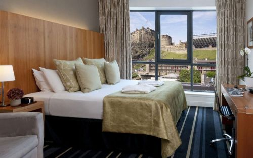 The best hotels in Edinburgh Old Town