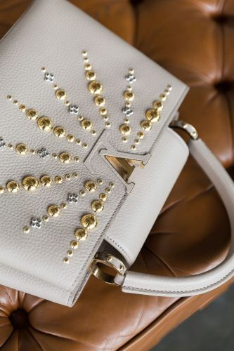 A Close Look at the Louis Vuitton Capucines BB Bag