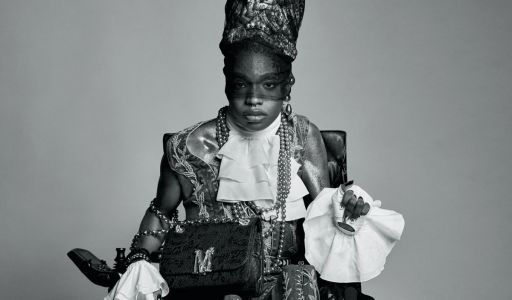 Aaron Philip Landed Her First Major Fashion Campaign - For Moschino