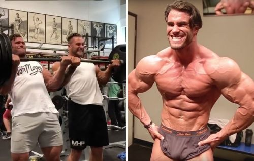 This Bodybuilder Tore His Bicep and Now His Arms Are Totally Different Sizes