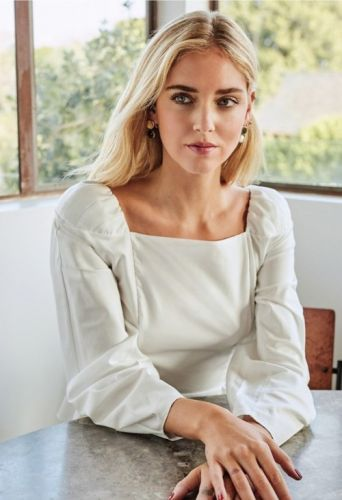 Chiara Ferragni, aka the Blonde Salad, is all over the place: A