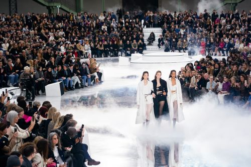 Here's Who's Showing During Paris Fashion Week
