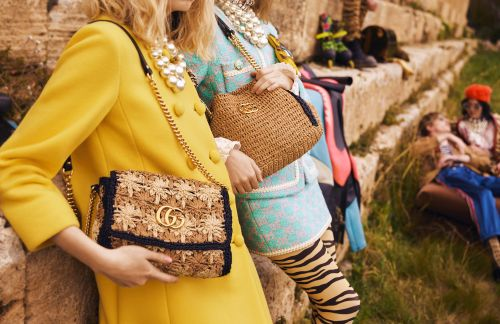 How to appreciate handcrafted quality with these woven handbags