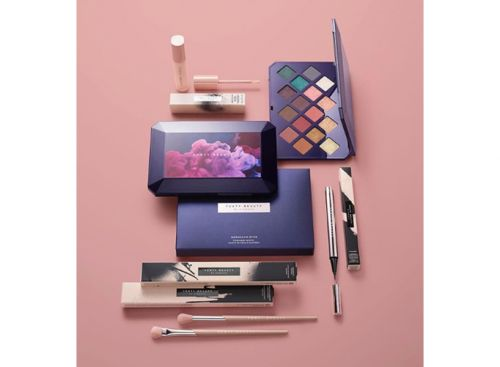 Jasmin Sanders Launched 7 New Smashbox Cover Shot Eye Palettes