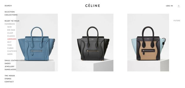Is Céline Gearing Up to Launch E-Commerce?