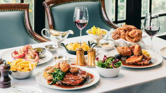 New Eats: Chef Cary Docherty's Sunday Roast returns, Tate Dining Room's 'Ode to Rice' and more
