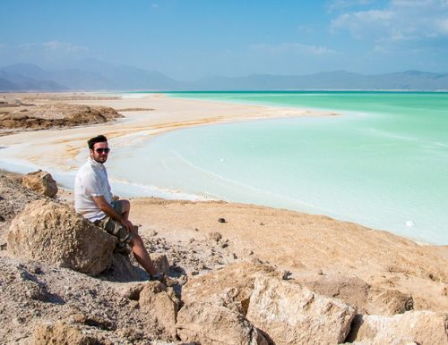Just back from: Djibouti