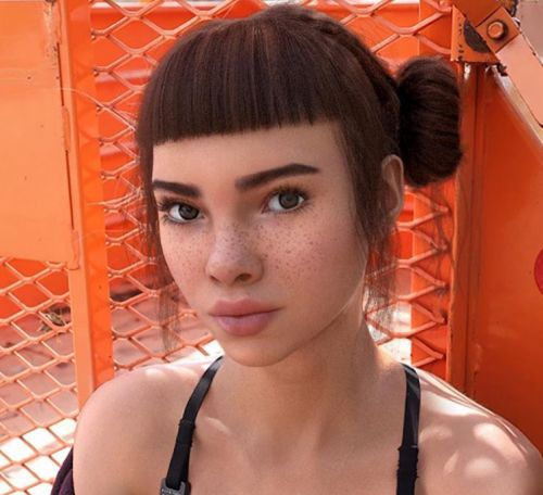 Meet Miquela - the Instagram cyborg with 900k followers