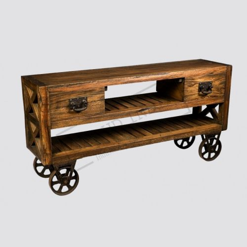 50 New Industrial Console Table with Drawers Graphics