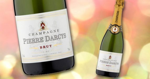 Asda is selling a bottle of its award-winning Champagne for £8 this weekend