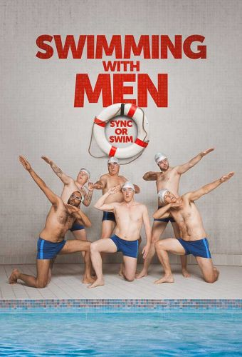 Be in to win one of 10 double movie passes to see Swimming with Men, in cinemas 21 March