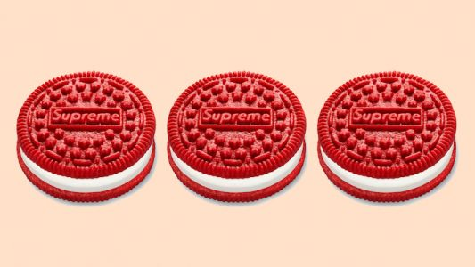 You Can Now Buy Supreme Branded Oreos for Over $80k, and No, This Is Not! A! Joke!