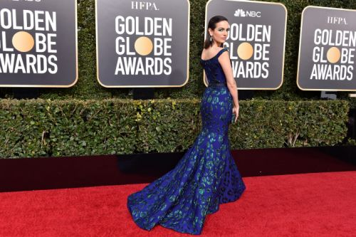 2019 Golden Globes: Is Matching Your Eyeshadow to Your Dress the New Black?
