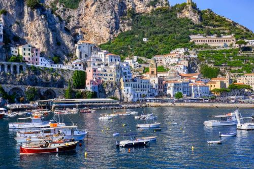 Experience the Amalfi Coast in Three days