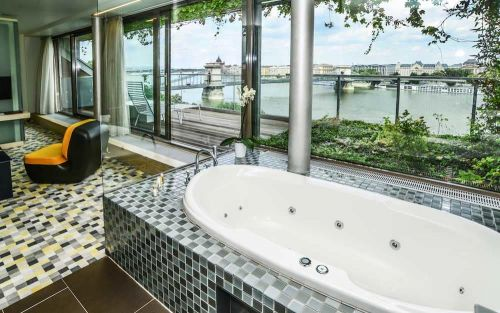 The best hotels in Buda, Budapest's historic district