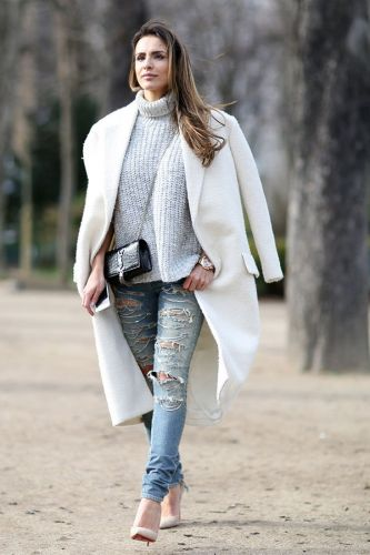 11 Winter Styling Tricks to Make Your Legs Look Longer