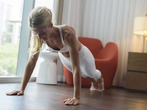 A 15-Minute Workout You Can Do Anywhere