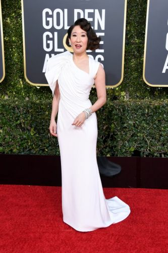 All Our Favourite Looks On The Golden Globes Red Carpet