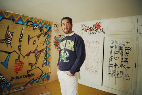 Urban Artist Kongo on His Love Affair with Asia
