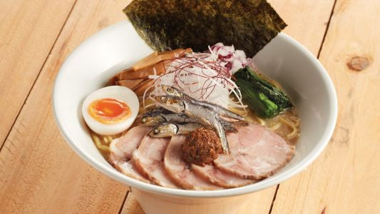 New Eats: Simple street eats, from fish ball ramen to American-style sushi rolls